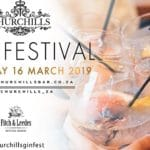 The Churchill's Bar Gin Festival Is A Must This March