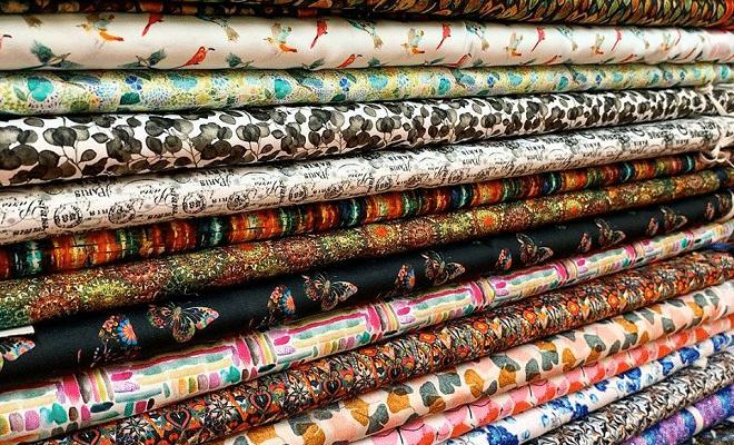 Benjamin Woollens Fabrics