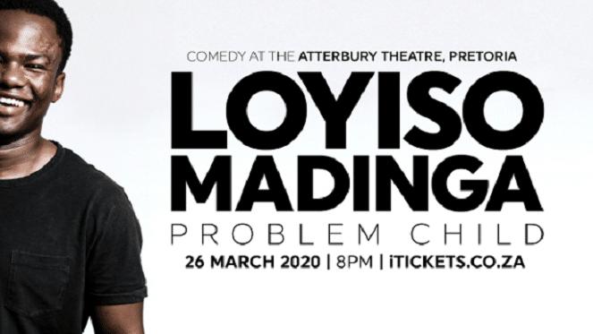 Loyiso Madinga Problem Child