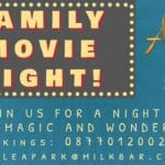 Family Movie Night At Milk Bar