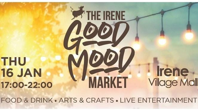 The Good Mood Market at Irene Village Mall