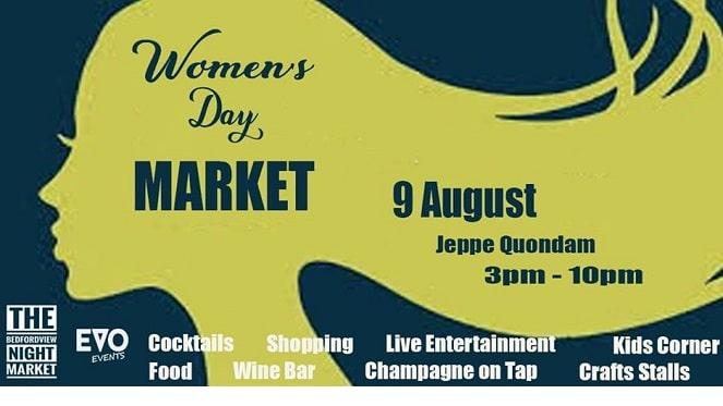 The Bedfordview Night Market – Women's Day Market