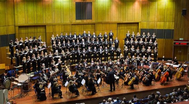 Handel's Messiah At The Linder Auditorium