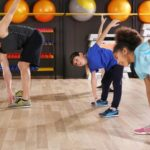 Get The Kids Active At The Sandton City Pump Up The Neo...