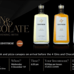 Gin And Chocolate Pairing