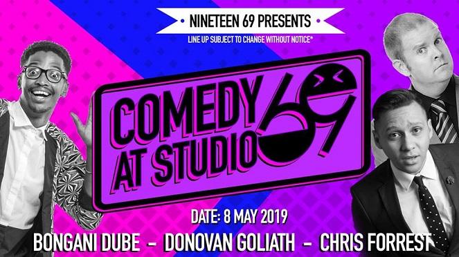 Comedy At Studio 69