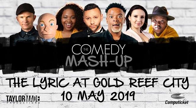Comedy Mash-Up