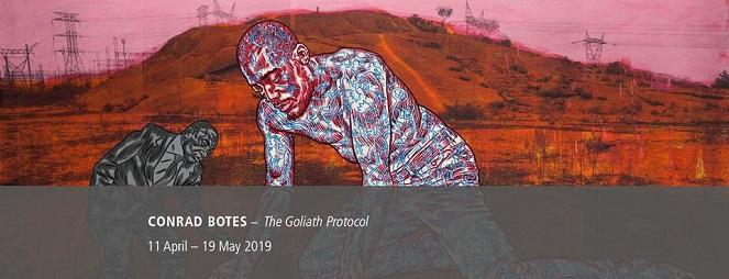 Conrad Botes | The Goliath Protocol At Everard Read Gallery