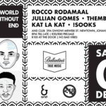 Jullian Gomez Presents World Without End