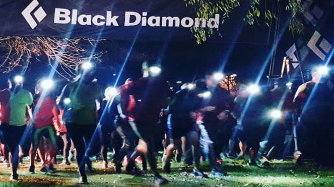 Black Diamond Night Trail Run