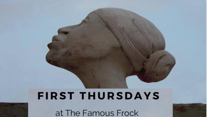 First Thursdays And Fabulous Thrifting At The Famous Frock