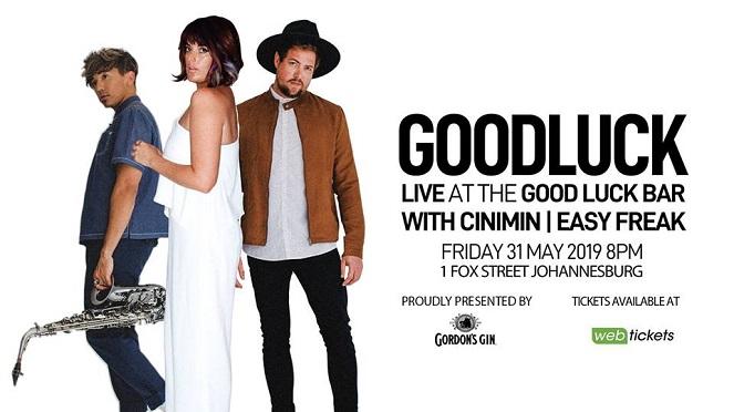 GoodLuck Live At The Good Luck Bar