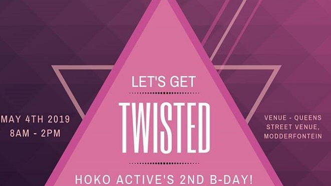 Let's Get Twisted With Hoko Active Wear