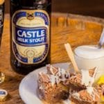SAB World Of Beer Food And Beer Pairing Lunch