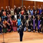 Wits Choirs in concert with UJ Choir