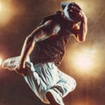 Electrifying Moves At World Of Dance At The Lyric Theat...