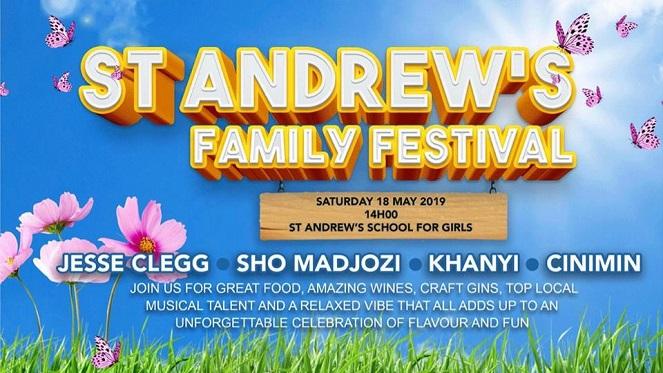 St Andrew's Family Festival
