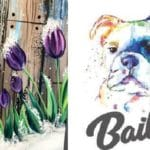 Get Your Paint On At Bailey's Bedfordview