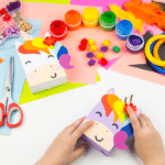 Easy And Affordable Crafts For Kids