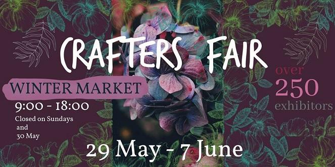 Crafter's Fair Winter Market 2019