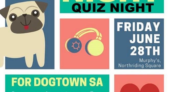 Quiz Night for Dogtown SA