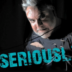 Theatre Meets Comedy With Seriously?! By Harry Sideropo...