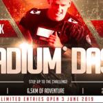Stadium Dash - Ellis Park Joburg