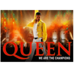 We Are The Champions - The Queen Tribute