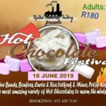 Hot Chocolate Festival at Rusted Memories Factory