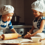 Healthy Baking With The Kids