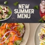 Mugg & Bean Has A New Summer Menu