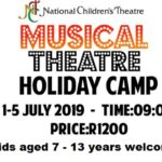 Musical Theatre Holiday Camp At The National Child...