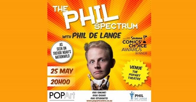 The Phil Spectrum @ POPArt