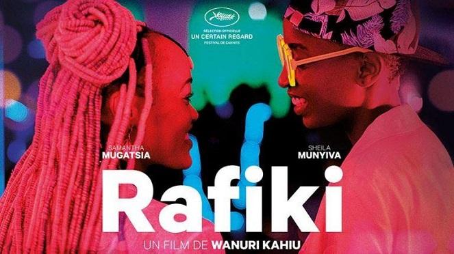Screenings of Rafiki at The Bioscope Independent Cinema