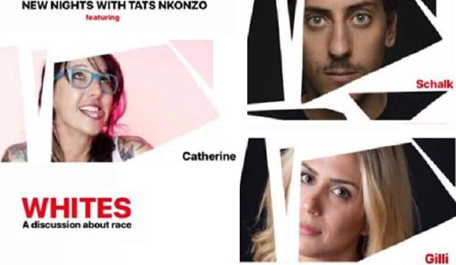 New Nights With Tats Nkonzo Presents Whites