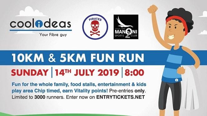 Cool Ideas 10km Fun Run