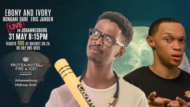Ebony and Ivory ft. Bongani Dube & Eric Jansen
