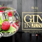 Gin in June at the Ivy