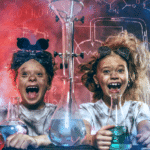 Science Experiments with the Kids