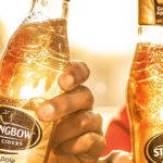 Celebrating World Cider Day With Strongbow Apple Ciders...