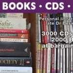 Bookdealers Library Sale Day