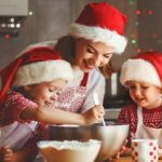 Festive Christmas Baking With The Kids