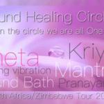 Sound Healing Circle - Jo'burg