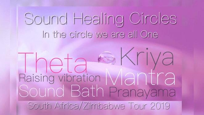Sound Healing Circle – Jo'burg