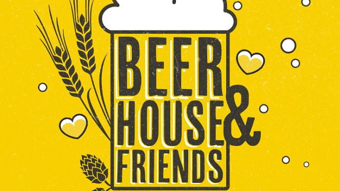 Beerhouse & Friends Beer Tasting