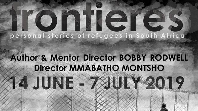 Frontieres Kicks Off The Market Theatre's Continental Season