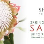 Don't Miss The SHF Home Spring Tent Sale!