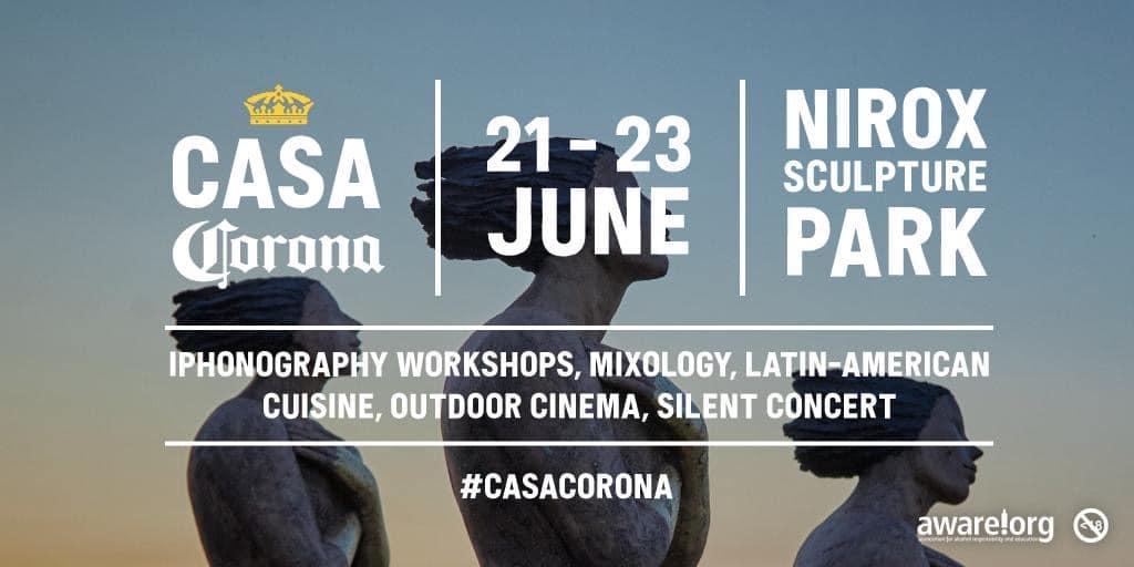 The Global Casa Corona Festival For Sunset Lovers