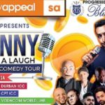 Penny For A Laugh - Charity Comedy Tour with Riaad Moos...