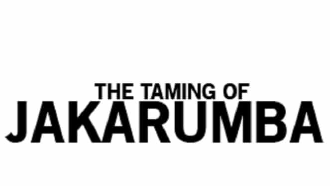 The Taming of Jakarumba at Joburg Theatre